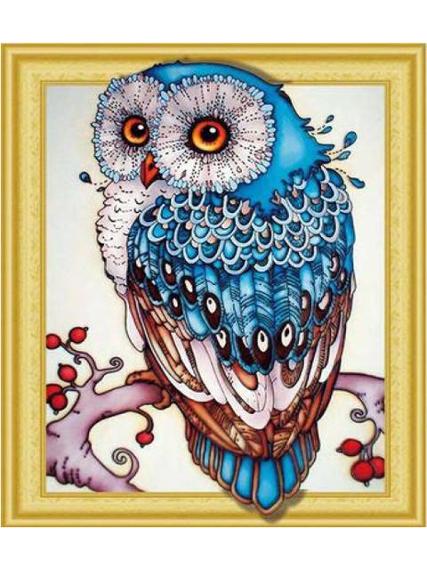 Голубая сова SGA 0511
