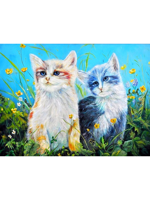 Два котенка JA 20386