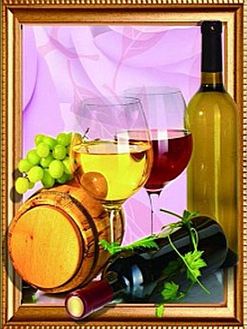 Виноградное вино SGA 0602